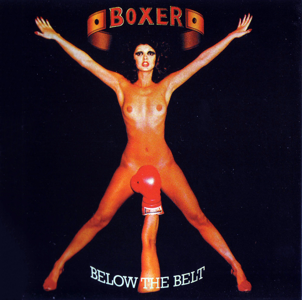 Below the Belt CD cover