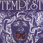 Living in Fear album cover - Tempest