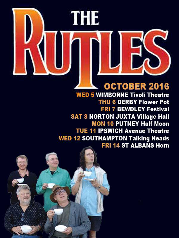 Rutles Poster